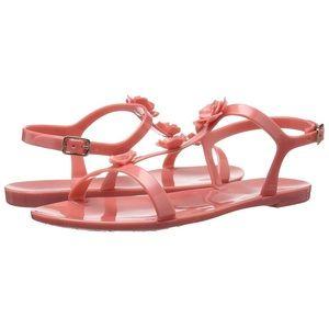 Badgley Mischka Jelly Sandals